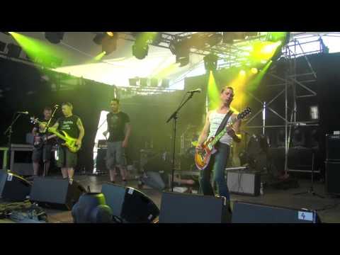 acht Bier später (a.B.s.) Meine Stadt ★ Punk Rock ★ Live @ Theatron Summer 2012 Munich Bavaria