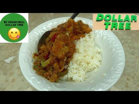 dollar-store-dinner-idea-|-$5-dollar-meal-2019