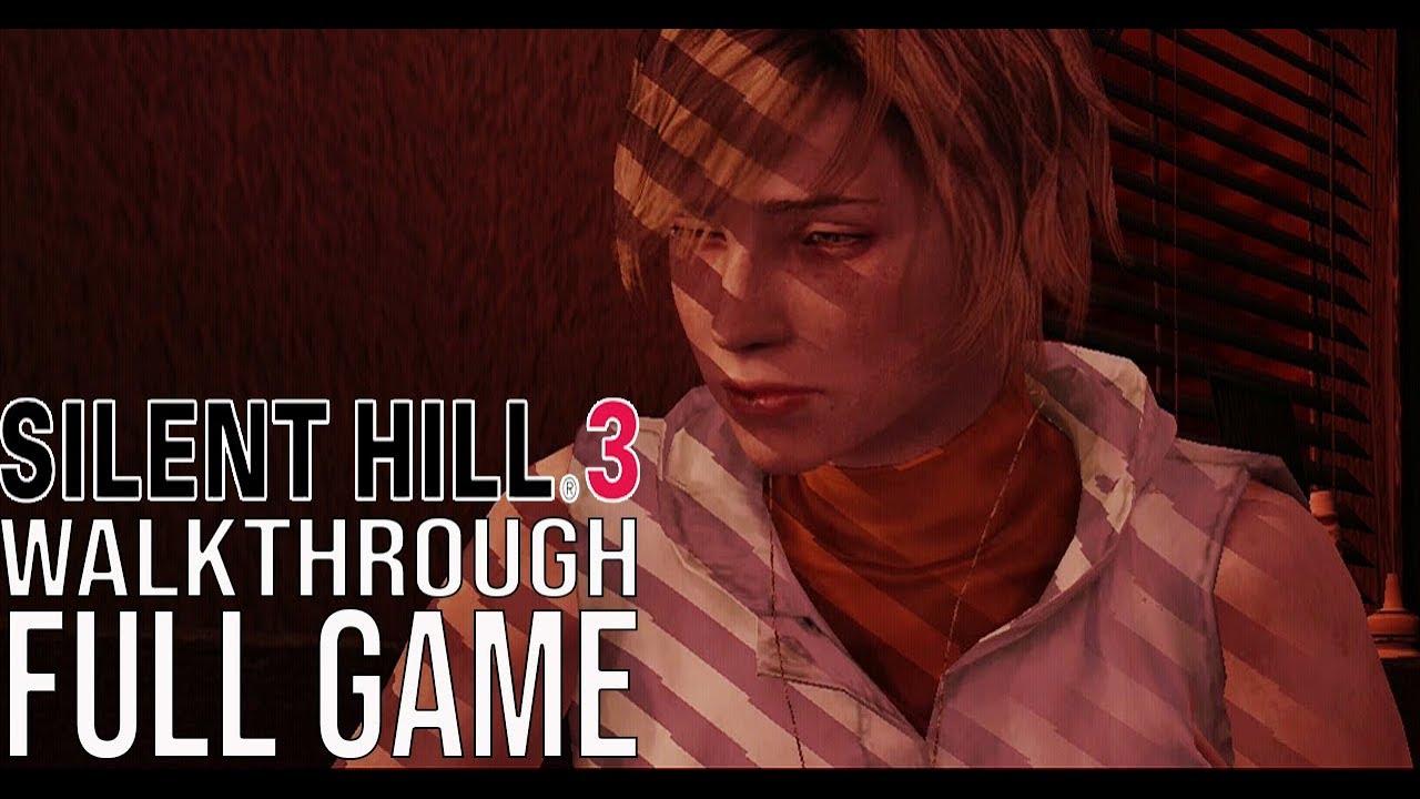 Silent Hill 3 Full Game Walkthrough No Commentary Silent Hill 3