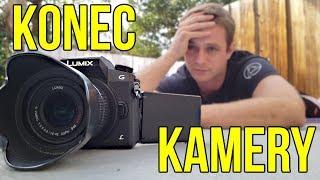 ROZBIL JSEM KAMERU | REUPLOAD | Bo Youtube včera nemakal...
