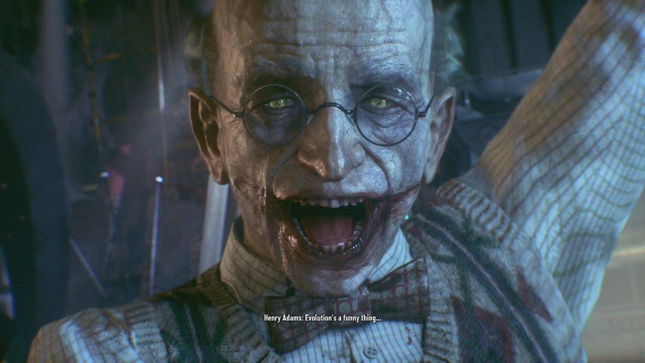 Batman Arkham Knight The New Joker? - YouTube