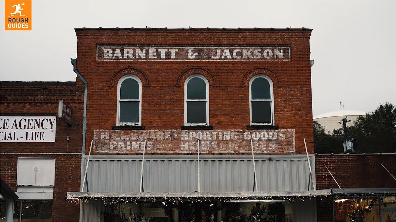 The Rough Guide to Monroeville, Alabama