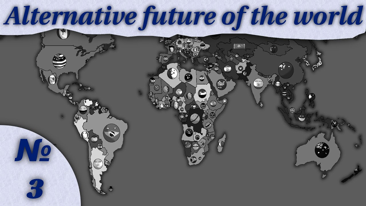 Alternative future of the world - part 3 (The end of the old world)