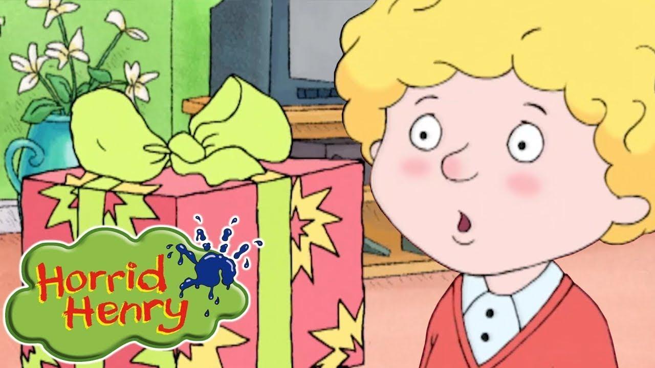Horrid Henry - Peters Birthday | Videos For Kids | Horrid Henry Episodes | HFFE