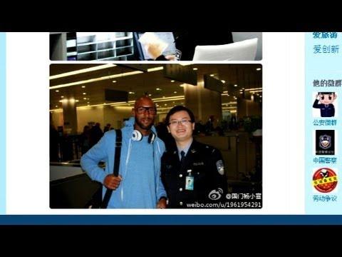 Foot : Nicolas Anelka en Chine pour jouer au Shanghai Shenhua