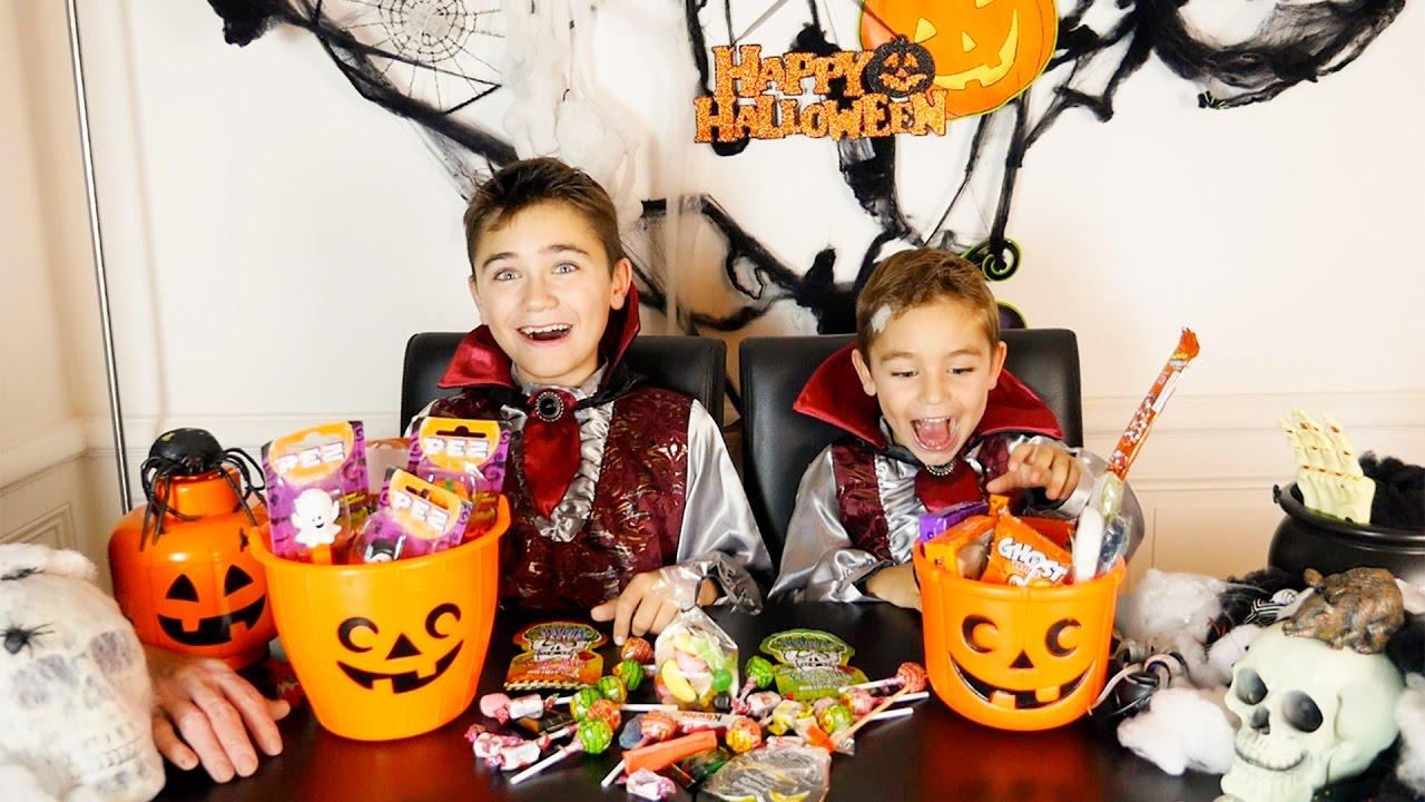 Comment Avoir Plein De Bonbon A Halloween