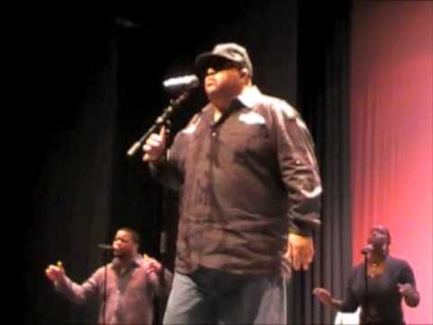 """Fred Hammond - Lord How I Love You - Live at """"The Experience"""""""