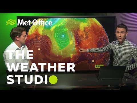 Heatwave special - The Weather Studio