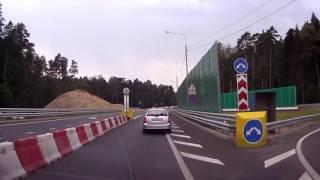 видео рублево успенское шоссе