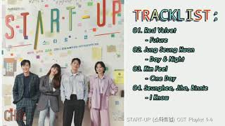 Download START-UP (스타트업) OST Playlist 1~4