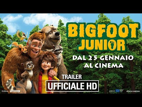 Bigfoot Junior - Trailer Ufficiale Italiano | HD streaming vf