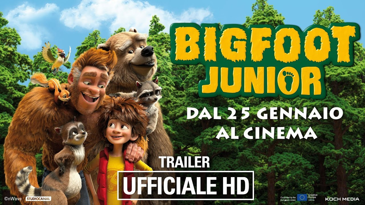 Bigfoot Junior Online Anschauen