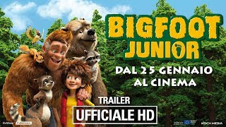 Bigfoot Junior - Trailer Ufficiale Italiano | HD