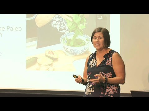 Leah Williamson - 'Nutrient Dense Family Foods'