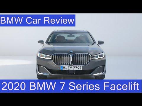 BMW 인증중고차 BPS 부산 - BMW 7 Series 2020 Facelift - 새롭게 페이스리프트된 2020년형 7시리즈 리뷰해보았습니다!