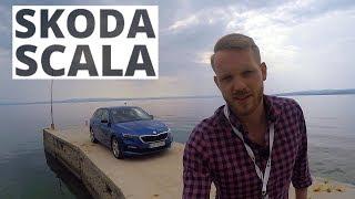 Skoda Scala - pierwsza jazda