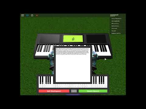 XXXTentacion - SAD! - Roblox Piano