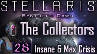 Taken captive - stellaris: synthetic dawn let's play #28 - the collectors - insane & max crisis