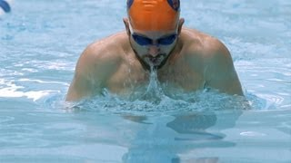 How To Breathe During The Breaststroke | Swimming Lessons