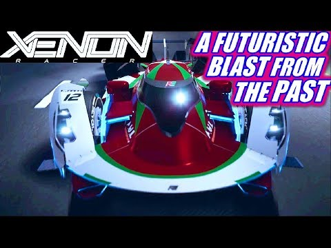 Xenon Racer - Viperconcept's Review Mp3