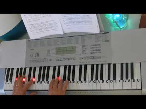 How To Play ~ In The Arms Of The Angel ~ Celtic Angels ~ LetterNotePlayer ©