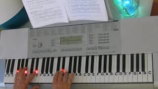 Download lagu How To Play ~ In The Arms Of The Angel ~ Celtic Angels ~ LetterNotePlayer ©