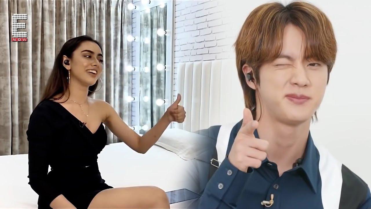 BTS being BTS during interviews