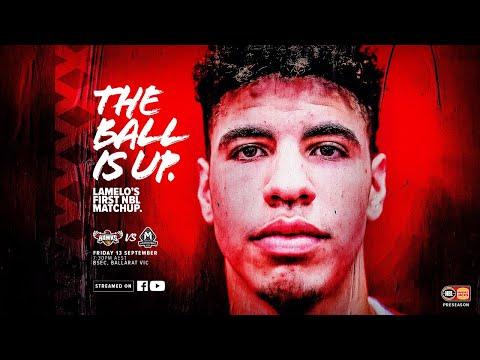 NBL Preseason | Melbourne United Vs Illawarra Hawks