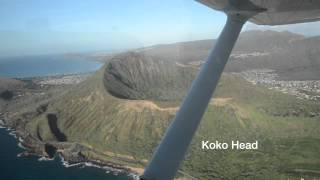 Flying in Oahu, Hawaii with Darin Chung