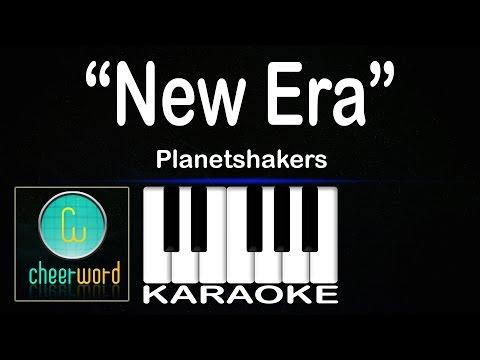 New Era  | Planetshakers | Piano Karaoke