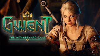 Gwent: The Witcher Card Game - Cinematic Trailer