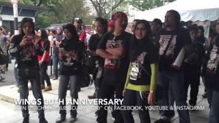 WINGS - Ingatkan Dia Live @ Stadium Merdeka (Cover by CsB)