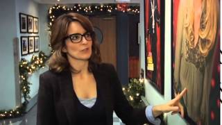 30 Rock Special Features - Tour of the 30 Rock Set with Tina Fey