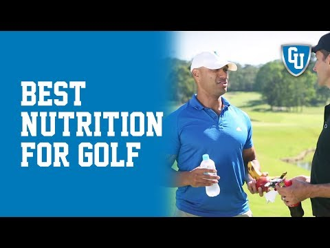 The Best Nutrition for Golf
