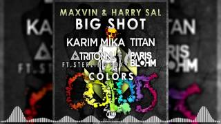 Titan vs Big Shot vs Colors (JM Mix Mashup) | JM Mix