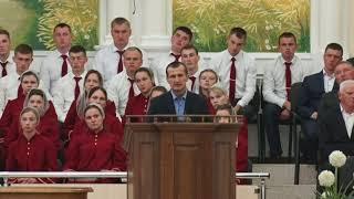 03.05.2021 Праздничное Пасхальное служение  2-й поток