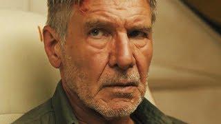 Blade Runner 2049 Official Trailer #2 2017 Movie Harrison Ford