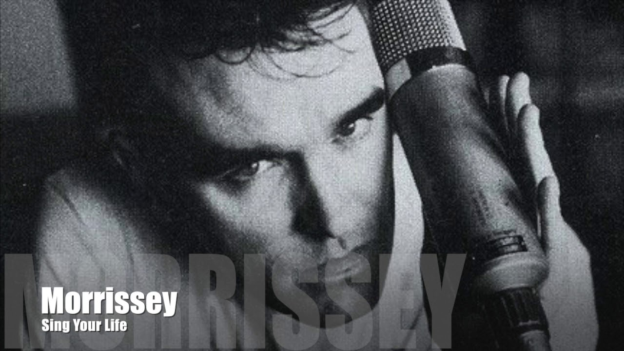 🔵MORRISSEY - Sing Your Life (KROQ)