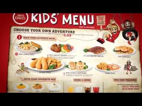 Swiss chalet menu coupons