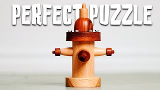 Solving The Perfect HYDRANT Puzzle!!