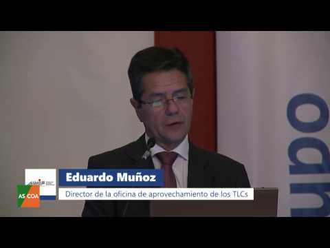 Bogota 2015: Colombian Trade Performance and Free Trade Agreements