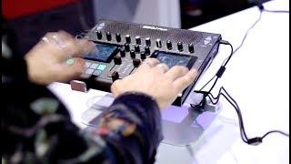 GoDJ Plus Mobile DJ System at the 2018 NAMM Show