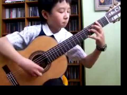 F  Tarrega)  Recuerdos De La Alhambra   Sungha Jung Acoustic Tabs Guitar Pro 6