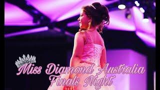 Ava Da Silva - Day Two Miss Diamond Australia 2018