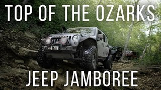Top of the Ozarks - Jeep Jamboree - 2014