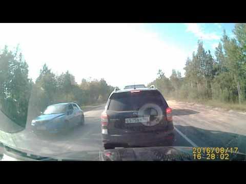 ДТП по трассе Сургут Лянтор
