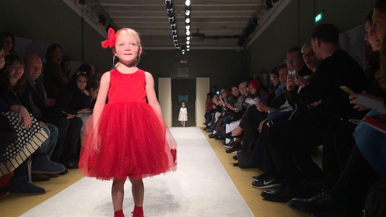 Piccola Ludo Kids Fall Winter 2016 Fashion Show Pitti Bimbo 82 Youtube