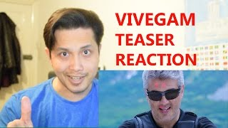 Vivegam Teaser  Reaction & Review | Ajith Kumar | By Stageflix