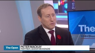 There is a separatist movement growing in the western provinces: Peter MacKay