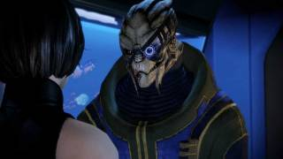 Mass Effect 2: Garrus Romance #7: Sex scene